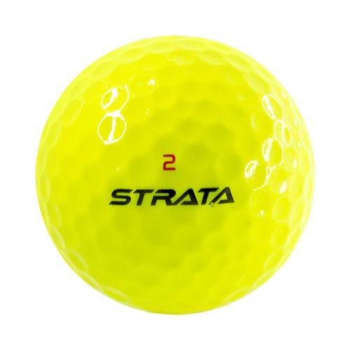 Strata yellow mix
