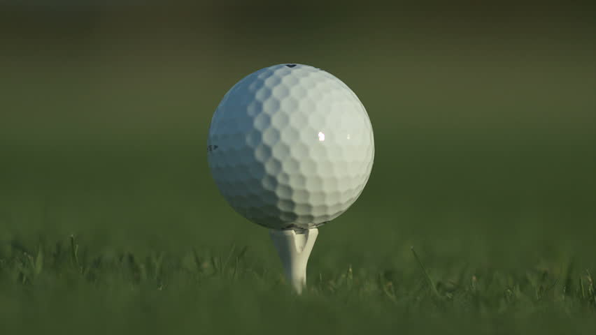 Palline da golf a processo