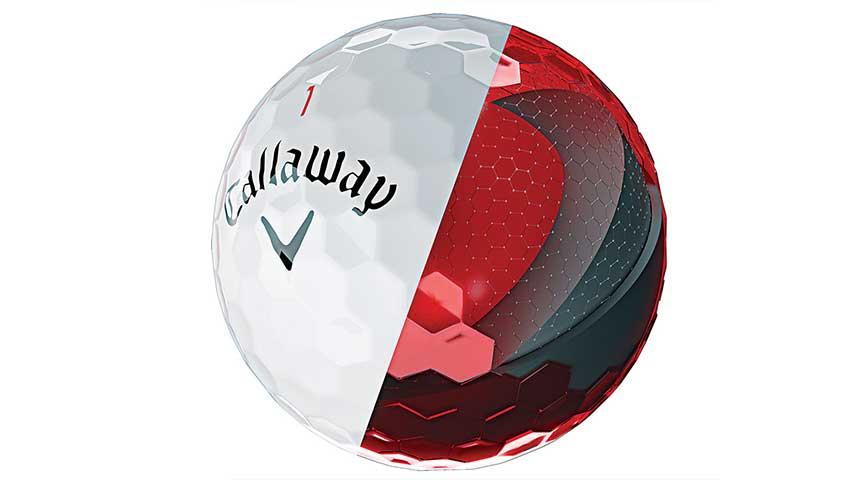 Una pallina di successo: Callaway Chrome soft